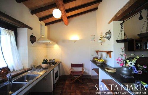 Agriturismo Santa Maria San Venanzo - (Terni) - Umbria