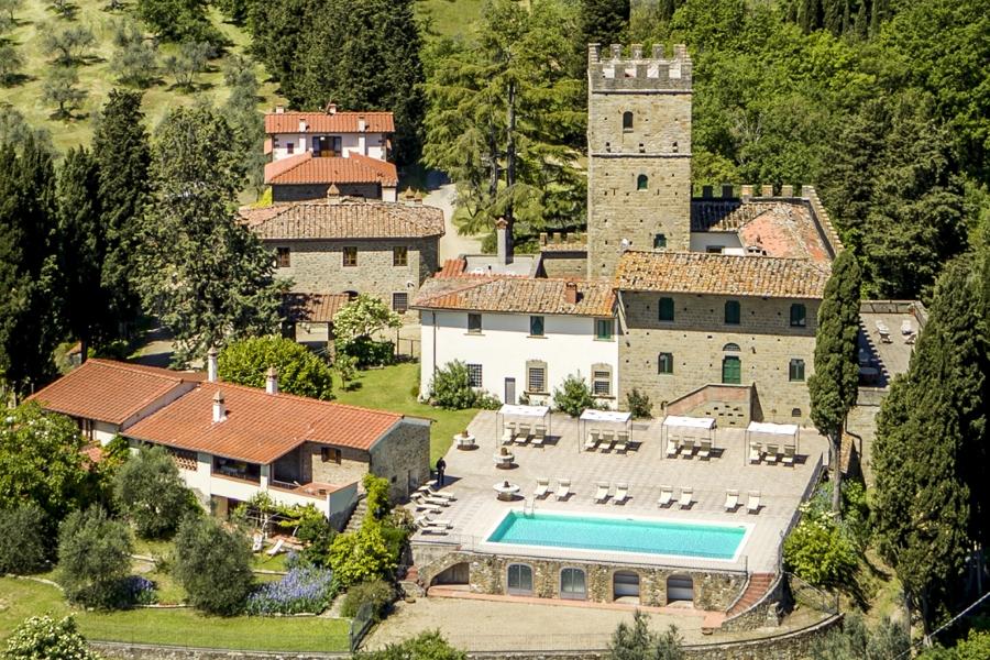 Agriturismo prices and accommodation castello di pratelli - Incisa bagno di romagna ...