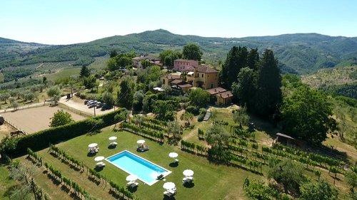 Agriturismo in provincia di Firenze