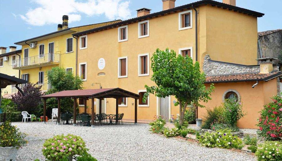 Agriturismo Le Mura Del Gherlo Valeggio Sul Mincio Verona Veneto