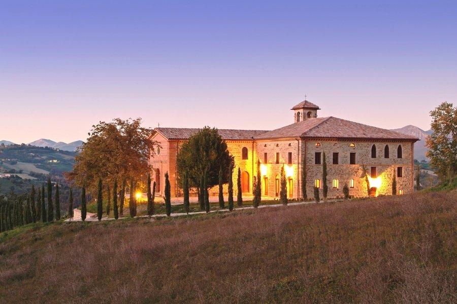 Agriturismo Antico Monastero San Biagio A Nocera Umbra