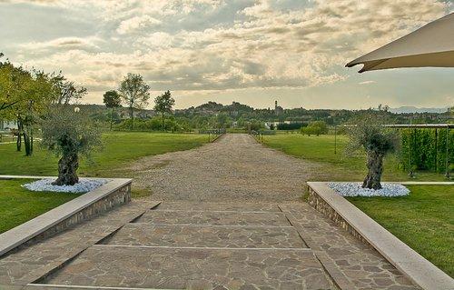 Bauernhof La Quercia Valeggio Sul Mincio Verona Venetien