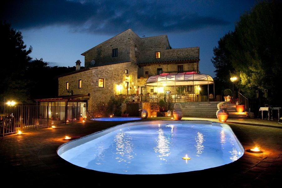 Agriturismo Il Castelluccio Country Resort A Barberino Di