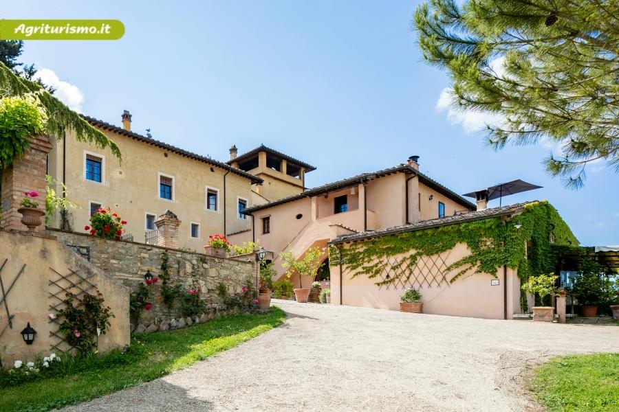 Agriturismi San Gimignano Con Centro Benessere I Migliori 1 Agriturismi Agriturismo It