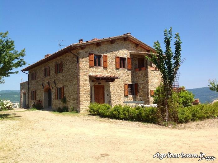 Bauernhof Prato Barone Rufina (Florenz) - Toskana