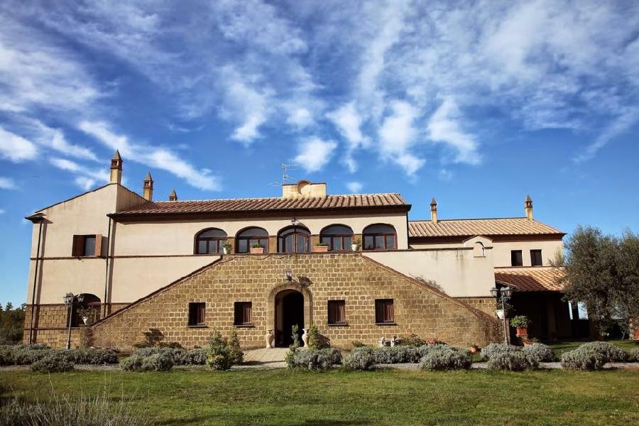 Agriturismo Villa Ione a Vetralla (Viterbo) - Lazio