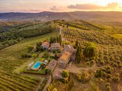Wonderful Home View 360° - 6 people - Agriturismo Fattoria Santo Stefano