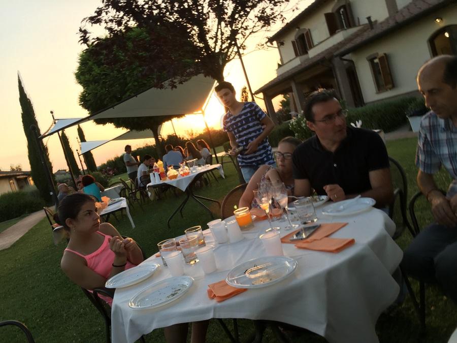 Agriturismo Le Rondini Di Francesco Di Assisi A Cannara