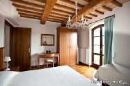 Family apartment with balcony - Bauernhof Le Rondini di Francesco di Assisi