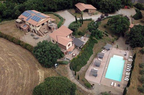 Agriturismo in provincia di Viterbo