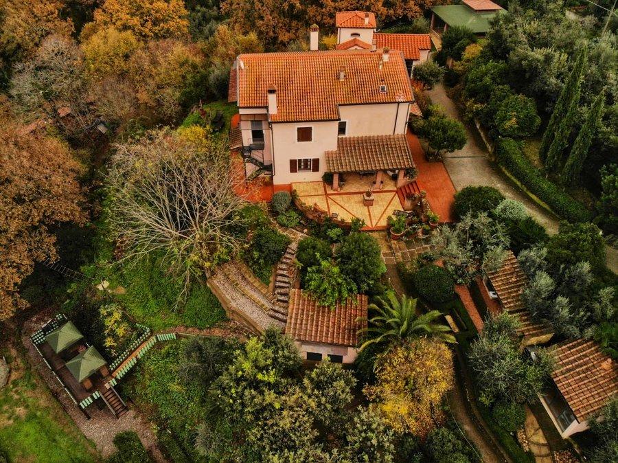 Bauernhof Podere Santa Rita Montescudaio Pisa Toskana