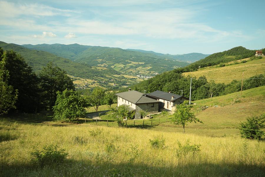 Agriturismo Le Querciole Borgo Val Di Taro Parma