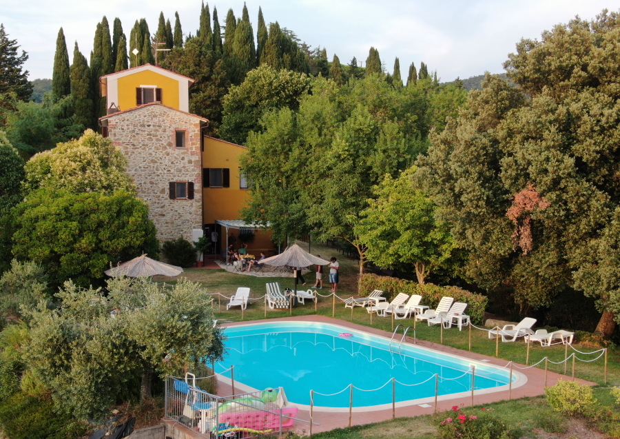 B B Prato Della Villa