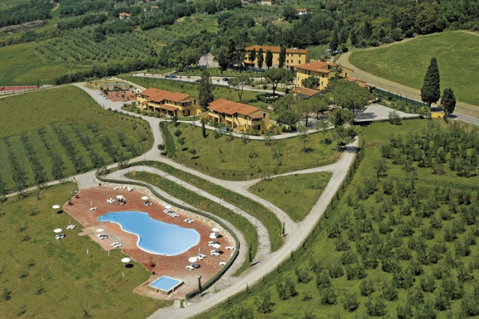 Agriturismo Belmonte Vacanze a Montaione - (Firenze) - Toscana