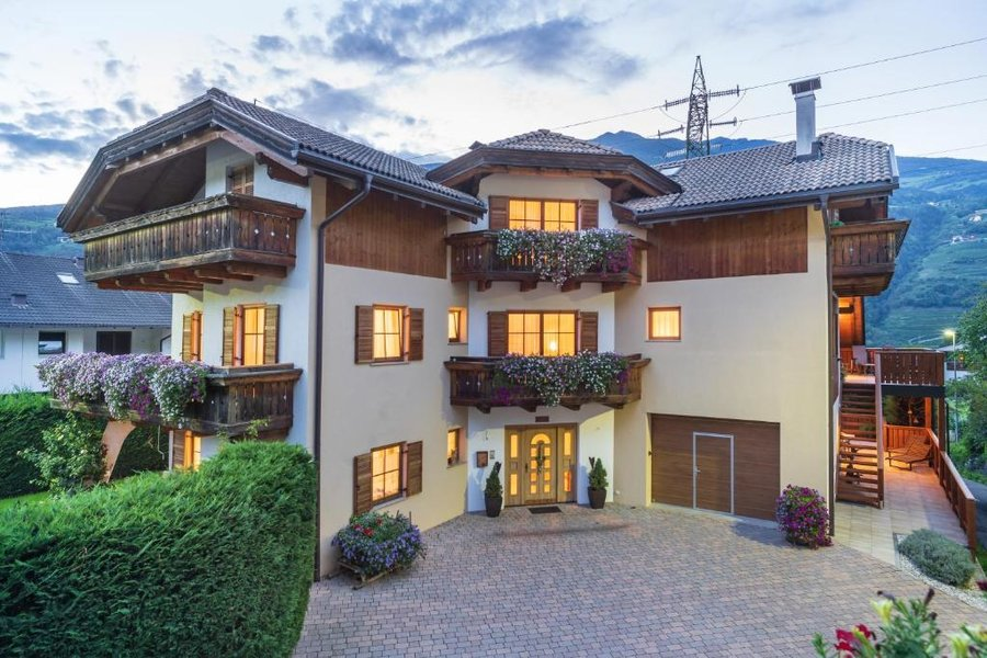 Agriturismo Unterhuberhof a Bressanone - Albes (Bolzano) - Trentino ...