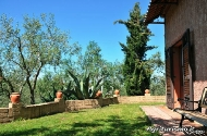 CASA MINNIE - Garden Suite (2 + 1) with kitchen & outdoor space - Agriturismo Il Palazzino