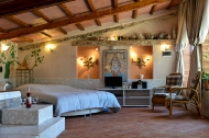 PRIVATE SPA SUITE - Indipendent suite with whirpool (2) - Agriturismo Il Palazzino