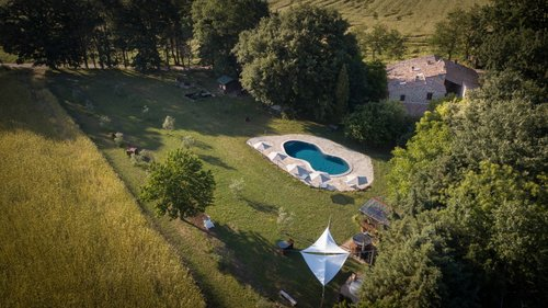 Eco Organic Resort and Luxury Glamping Sant'Egle - Sorano