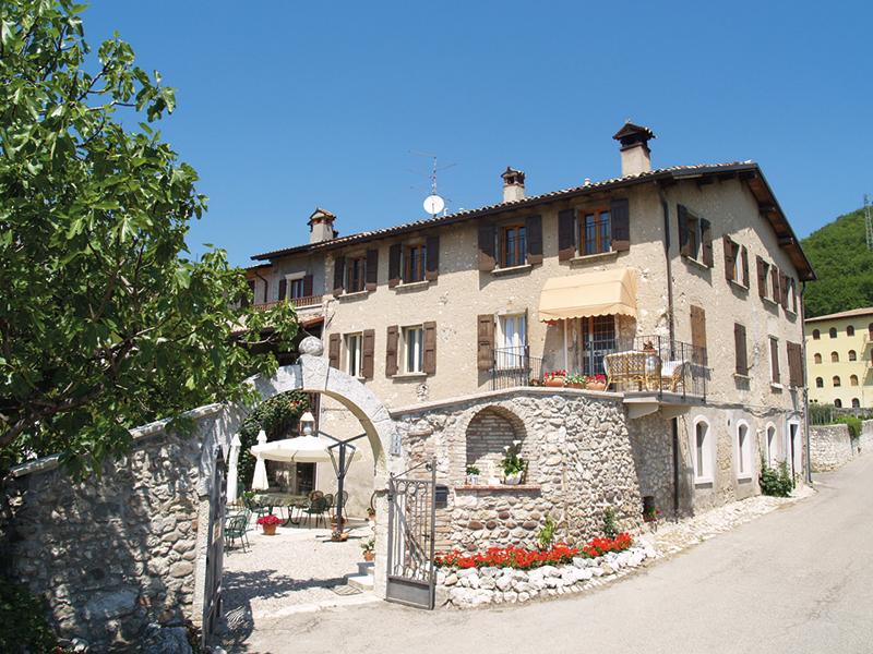 mein Geheimtipp: kleine, feine Küche Nähe Gardasee - Italien ...