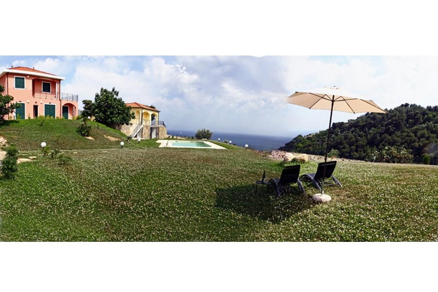 Bb Letti A Castello Finale Ligure.Agriturismo Liguria Con Piscina I Migliori 63 Agriturismi