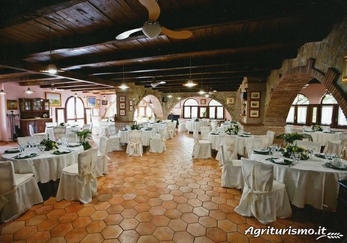 restaurant bauernhof la casa del ghiro pimonte - (neapel) - kampanien