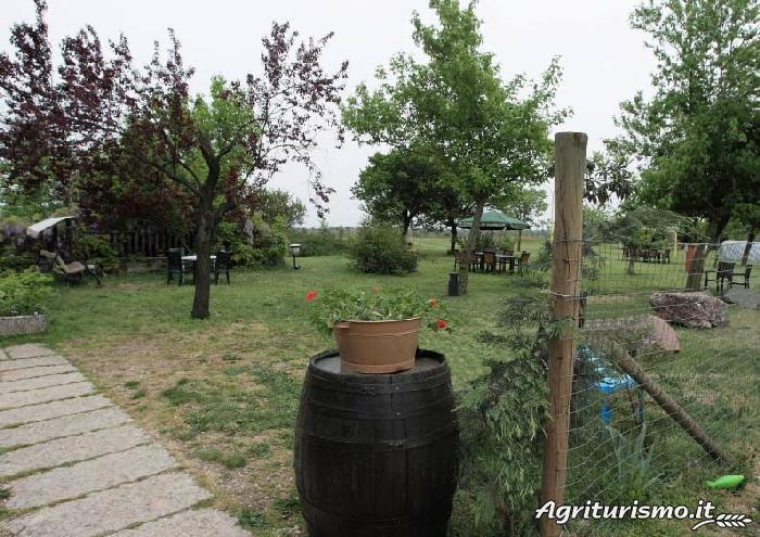 Agriturismo La Pace A Valeggio Sul Mincio -  Verona