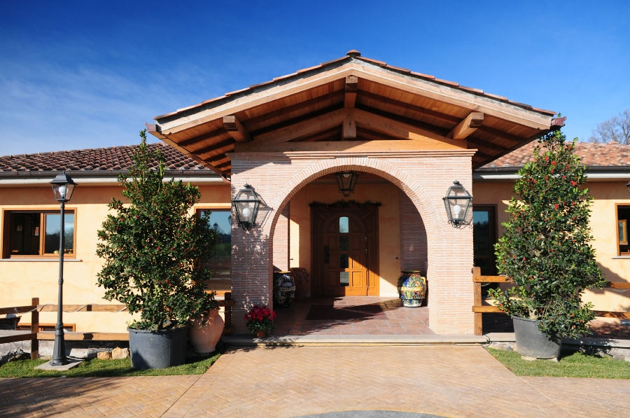 Villa Via Piemonte Campagnano Di Roma