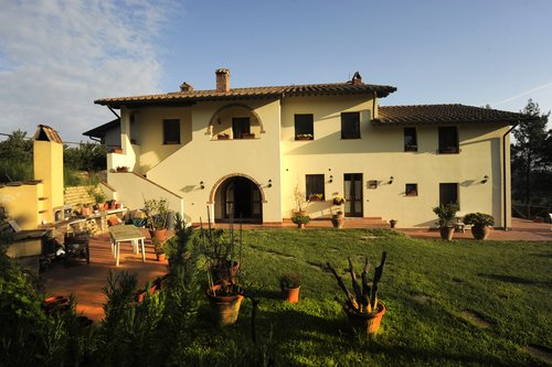 Santa Barbara Country House - San Miniato