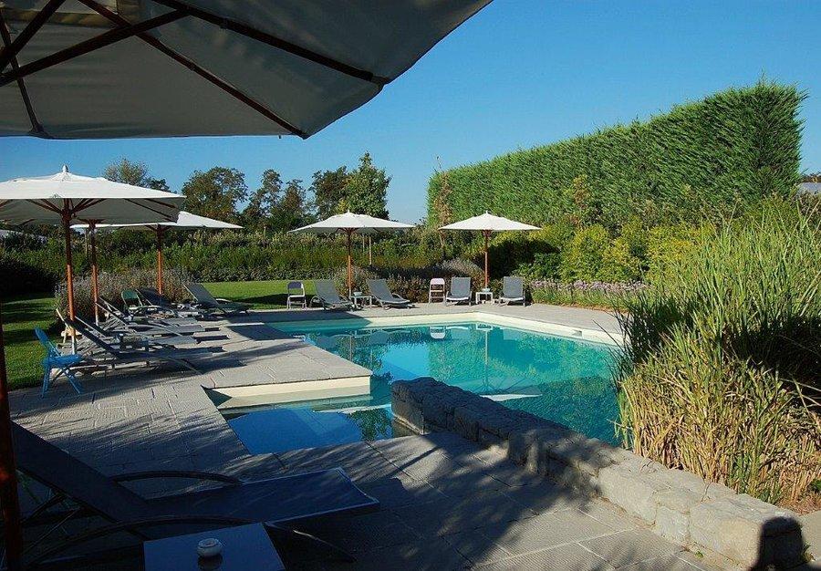 Agriturismo residenza ca 39 de frati arezzo arezzo tuscany for Progettazione giardini lucca