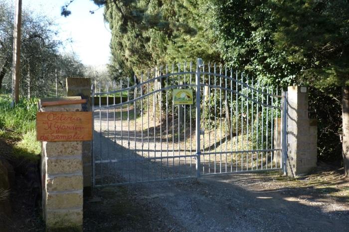 Bauernhof il giardino dei semplici palaia partino pisa toskana - Il giardino dei semplici ...