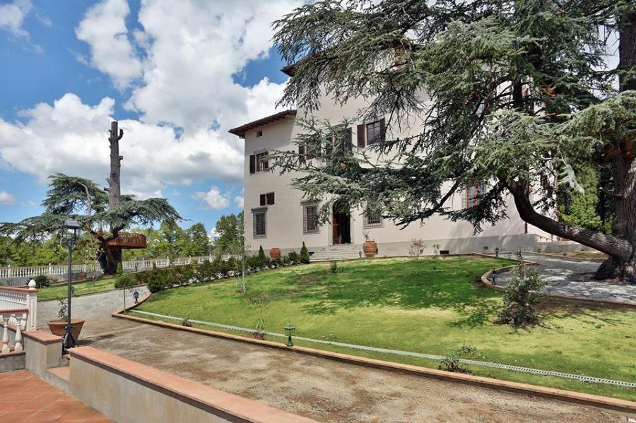 Agriturismo villa d 39 arte agriresort a pontassieve firenze toscana - Agriturismo villa bagno ...