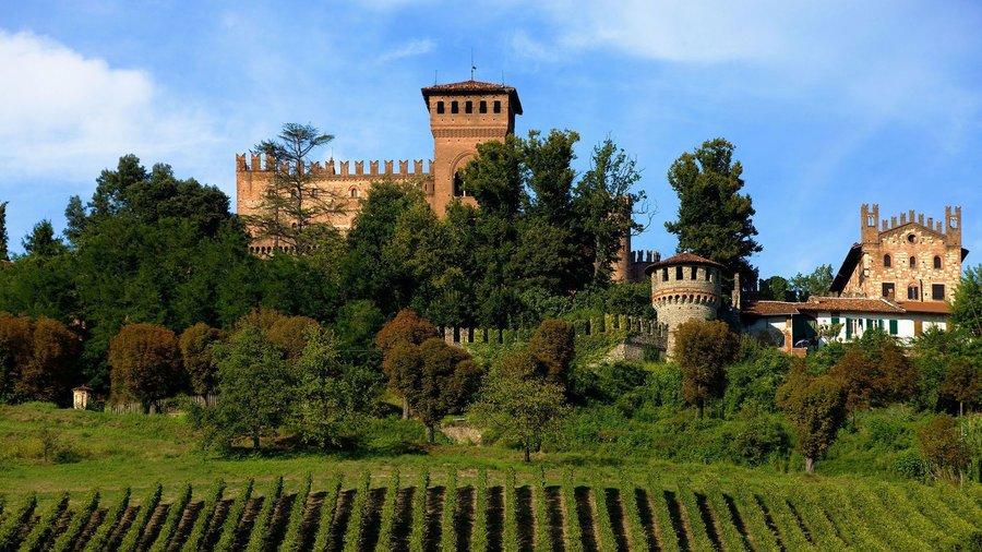 Agriturismo castello di gabiano casa caccia gabiano for Castello come piani di casa