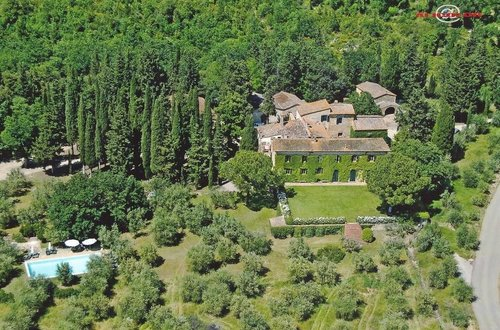 Accommodation Peace and tranquility in the heart of Tuscany