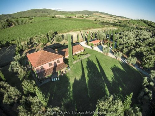 Farmhouse inside the Uccellina Natural Park - Magliano in Toscana