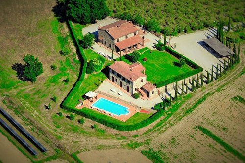 Accommodation Farm quality in the heart of the Tuscan Maremma