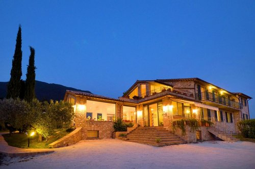 Accommodation Farmhouse in the residential area of Assisi