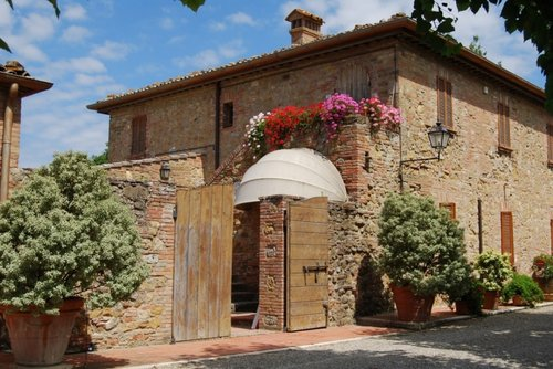 Accommodation Podere Lamberto