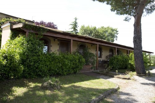 Accommodation Poggio Pistolese
