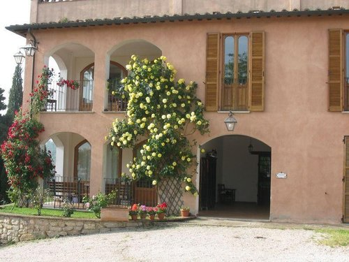 Accommodation Farmhouse in the Umbrian countryside