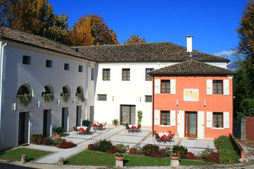 Accommodation Farmhouse in the green hills of the Marca Trevigia