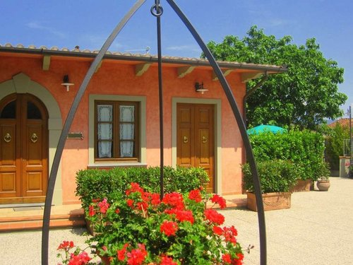 Accommodation Organic Farm - Apartments with pool in the heart o