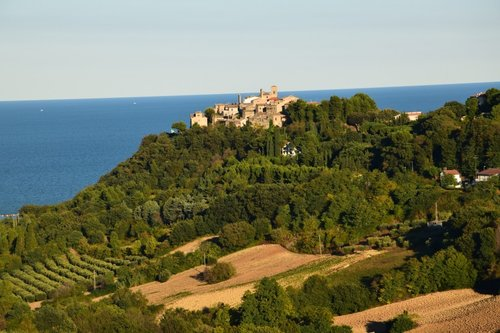 Wellbeing and relaxation in the Marches - Lapedona