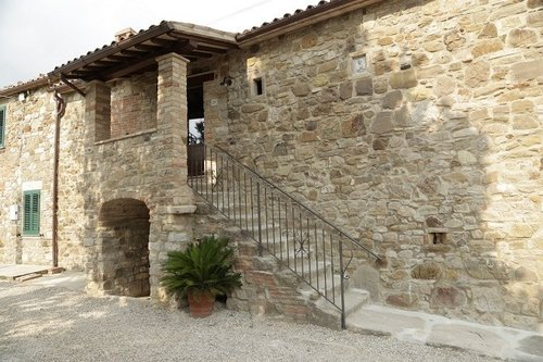 Farmhouse surrounded by nature between Todi and Orvieto - Baschi