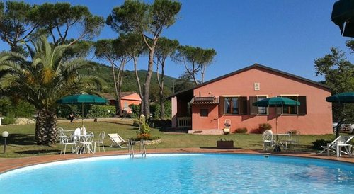 Accommodation Farmhouse in the Tuscan countryside close to the s