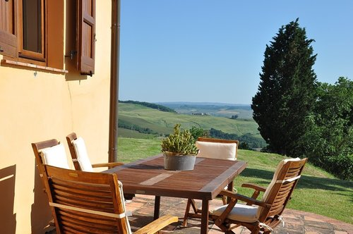 Accommodation Relaxing holiday in an unspoilt countryside