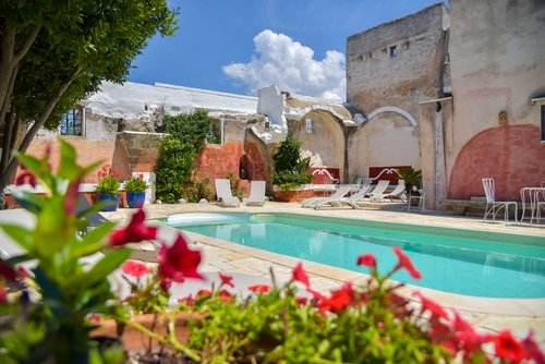 Accommodation Organic Agriresort in the heart of Salento