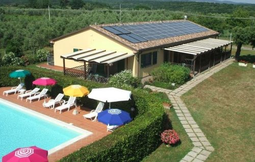 Farmhouse 5km from the seaside and 3km from the city - Cecina
