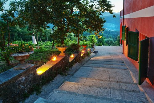 Farmhouse with views of the Cinque Terre - La Spezia
