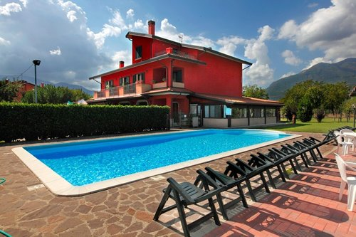 Accommodation Farmhouse in Irpinia nature park