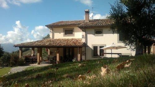 Accommodation Wonderful farmhouse in a strategic location